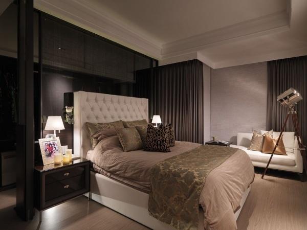美式風格裝修設計臥室圖片大全欣賞
