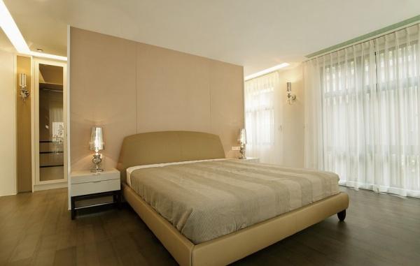 簡單臥室設計裝修圖