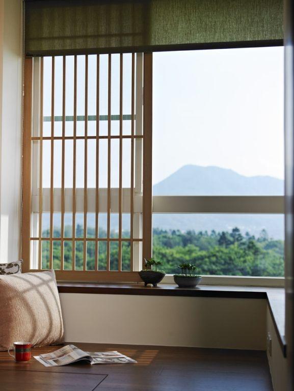日式窗台装修图片