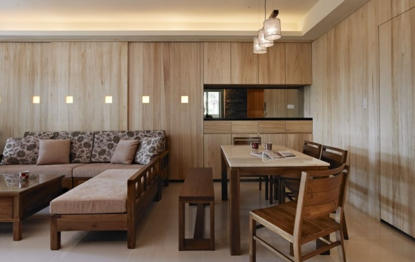 日系风格室内家装设计