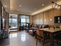 日系風格兩房裝修效果圖