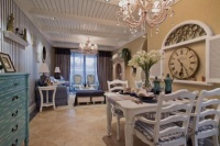 华腾园-地中海风格-两居室