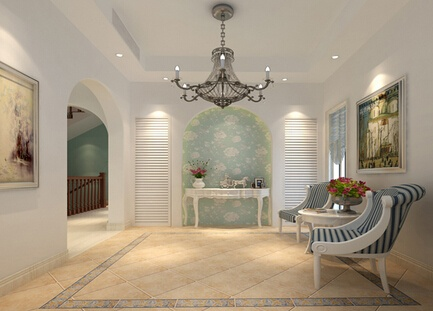 地中海风格家居 清凉温馨的视觉空间