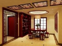中堂-中式古典-三居室