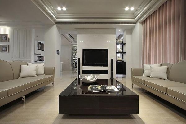古典欧式风格客厅图片欣赏大全