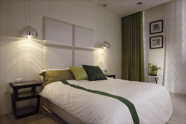 古典欧式设计小卧室效果图大全