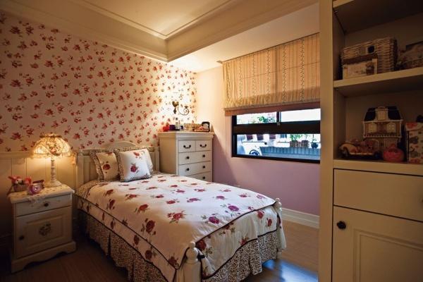 2015简欧风格卧室装修设计效果图