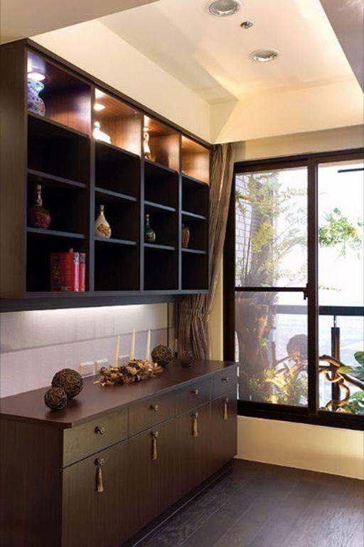 美式风格书房室内装修效果图片欣赏