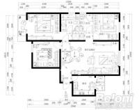 华电二热-欧式,奢华-三居室