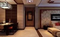 新中式元素打造富有传统韵味的家