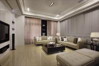 古典欧式风格三室两厅装修效果图欣赏