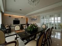 美式风格四居室设计效果图大全