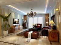 中海国际中心-欧式风格-两居室