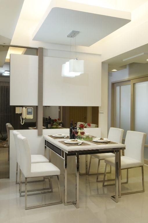 55平米宜家风格一室一厅装修效果图