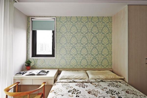 60平米日式一居室儿童房装修效果图片