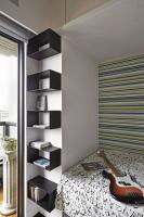60平米日式一居室装修效果图片
