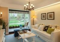 地中海风格家居——二室二厅