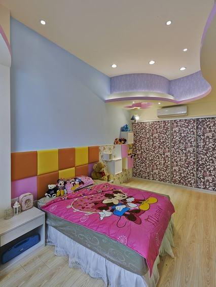 家庭裝飾設計兒童房效果圖大全