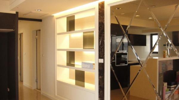家装室内设计客厅窗户效果图