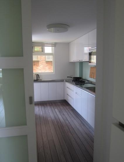 家裝室內廚房圖