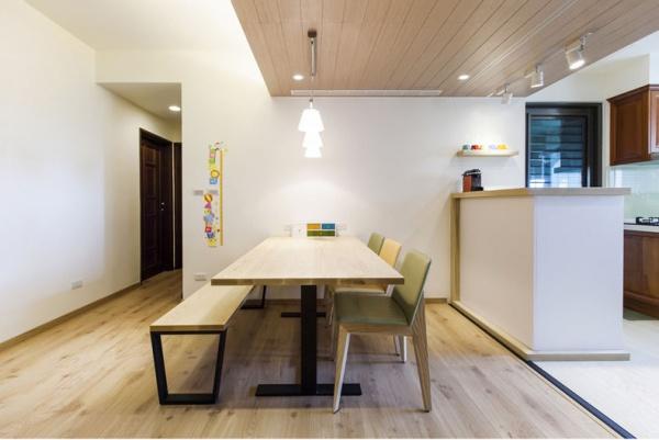 日式家装设计三居室效果图2015欣赏
