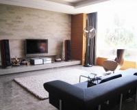 现代别墅室内装饰设计效果图