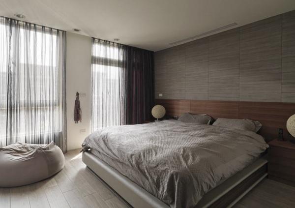 宜家风格卧室室内设计装修图片