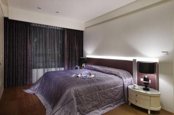 簡約風格三房臥室裝修效果圖