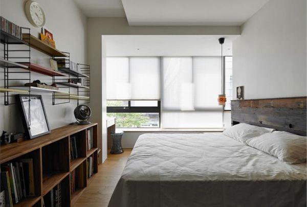 简约公寓室内装饰效果图_家居装修设计网