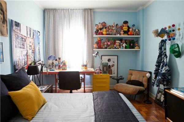 东南亚家装风格展示 小户型客厅设计