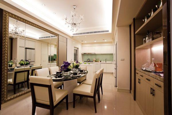 宜家风格两室一厅室内设计图片