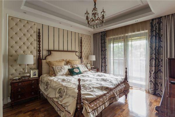 豪华欧式卧室睡房装修
