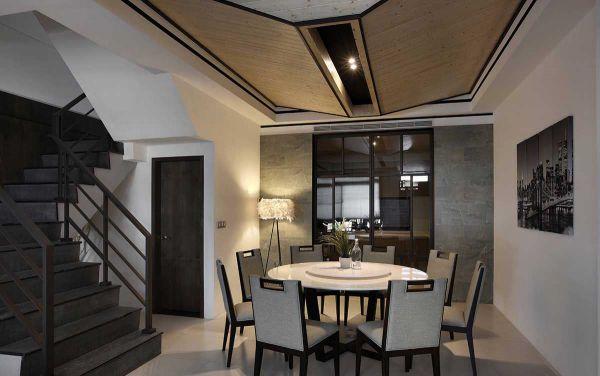 现代家居餐厅室内装修设计效果图欣赏
