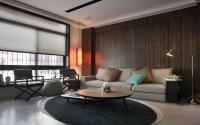 235平米现代别墅室内装修设计效果图