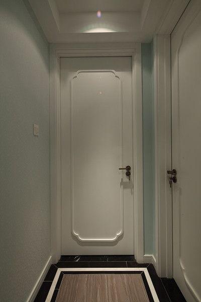 中式现代三居室内装饰效果图片_家居装修设计网