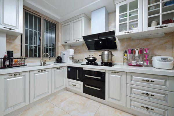 橱柜 厨房 家居 设计 装修 600_400