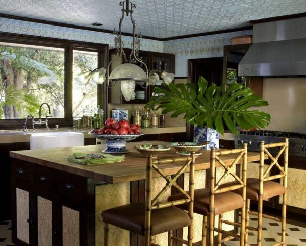 美式复古别墅室内设计装修图片