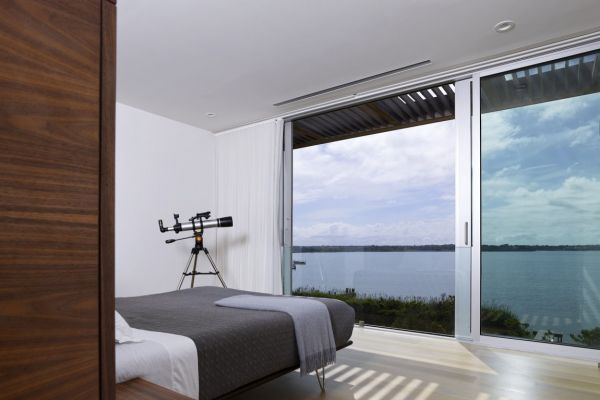 现代清晖复式楼家装窗户效果图图片
