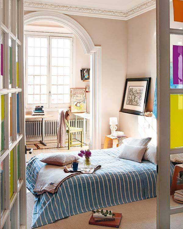 田园风家装卧室装修图设计