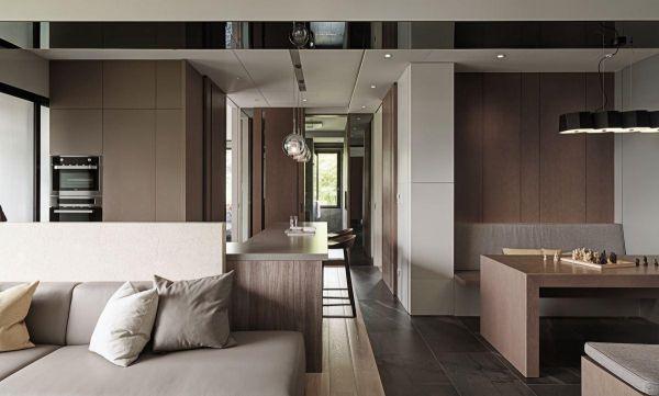 现代风卧室设计图册_家居装修设计网