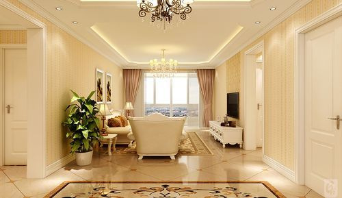 乳白色欧式家具