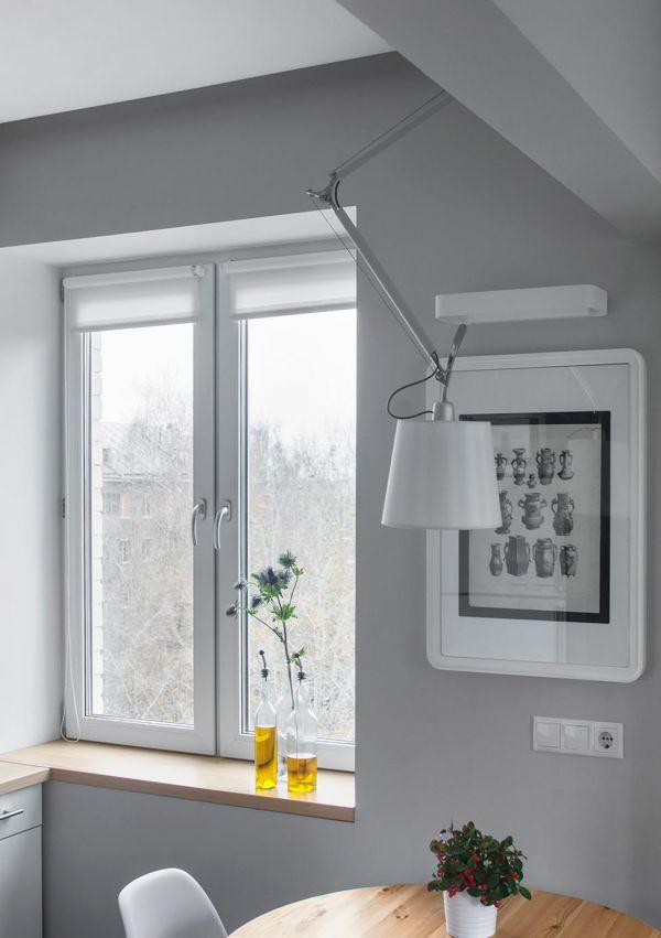 现代单身公寓衣柜设计