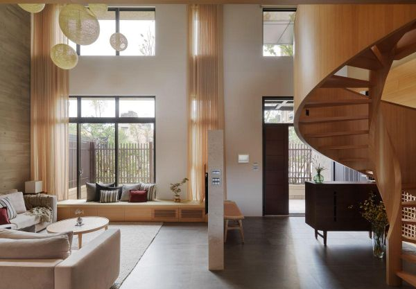 日式家居风格餐厅装修图