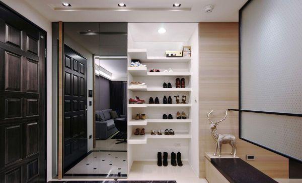 现代家居风鞋柜效果图册
