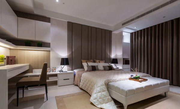 家装北欧风卧室效果图