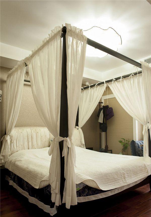 北欧风格卧室装饰设计效果图片