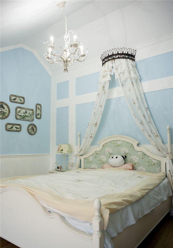 北欧风格儿童房装饰设计效果图