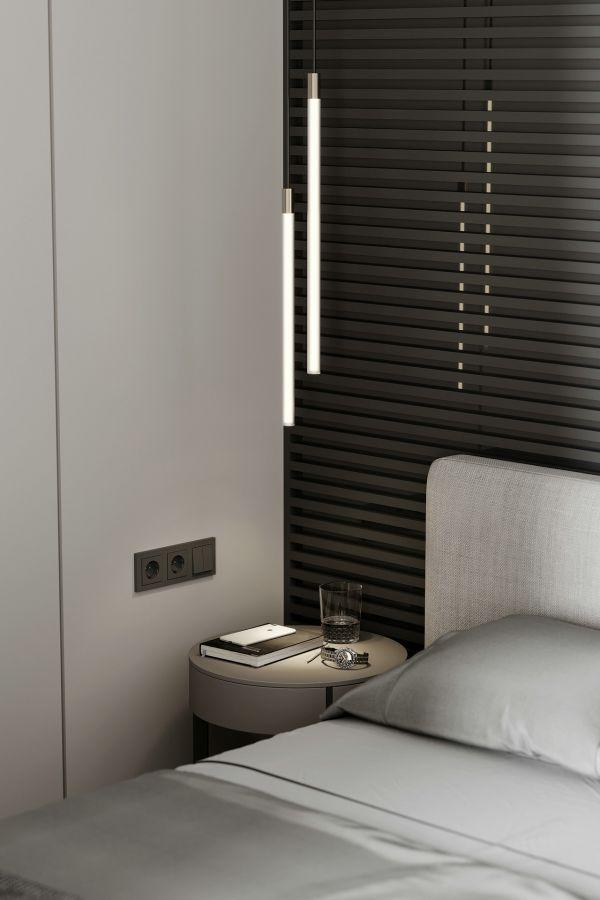 小户型一居室的极简之道黑白灰