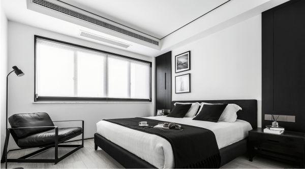 迷人现代风 翠城馨园三室