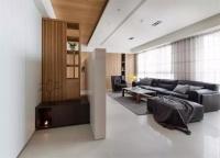 198㎡現代簡約,原木空間,愜意舒適好自然